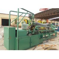 Wholesale Professional Chain Link Fence Making Machine / Diamond Mesh Fencing Machine 2 - 4M from china suppliers