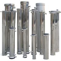 Buy cheap Professional Stainless Steel Ro Membrane Housing 1 , 2 , 3 , 4 Core from wholesalers