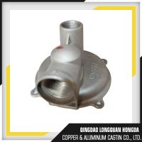 Wholesale Auto Parts Aluminum Die Casting Process , OEM High Pressure Nozzle For Garden Hose from china suppliers