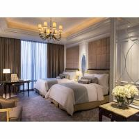 Buy cheap Custom Made High End Classic Hotel Bedroom Furniture Sets MDF Or Plywood Basic from wholesalers