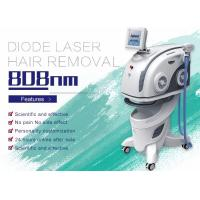 Quality Painless Permanent 808nm Diode Laser Hair Removal Machine Beauty equipment for sale