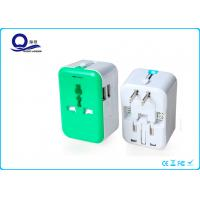 Wholesale Auto Protection Universal USB Mains Charger Adapter With 5V 2.4A Dual USB Port from china suppliers