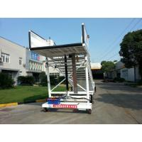 Wholesale Flexible Aircraft Passenger Stairs , Steps To Boarding A Plane Easy Maintain from china suppliers