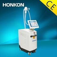 Wholesale Erbium Glass Fibre Fractional Laser For Acne Scars Removal , Sun Spots Removal from china suppliers