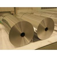 Wholesale 8011 Household Jumbo Roll Food Container Industrial Aluminium Foil Sheet Customized Size from china suppliers