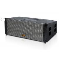 """Wholesale Dual 12"""" 8ohm black  Line Array  Speakers Active For  stage / pub from china suppliers"""