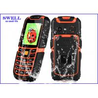 Wholesale 2.4 Inch GSM IP67 Farmer Use Military Spec Smartphone Waterproof from china suppliers