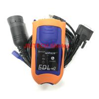 China JOHN DEERE DIAGNOSTIC KIT (EDL) Service ADVISOR,John Deere Service Advisor Edl v2 scanner for john deere tractor on sale