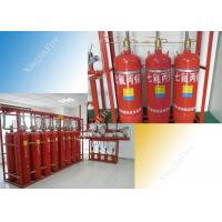 Wholesale Automatic FM200 Gas Suppression System of 70L Network Piping from china suppliers