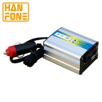 Wholesale Real Power 12V 220V 150W Vehicle Power Inverter Single Output Type Converter from china suppliers