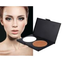 Wholesale 2 Colors Face Contouring Kit For Beginners Waterproof Liquid Contour Palette from china suppliers