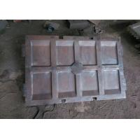 Wholesale Manganese Steel , Cr - Mo Alloy Steel Crusher Wear Parts DF008 from china suppliers