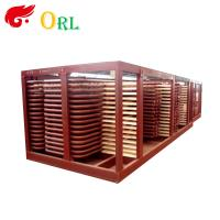 Wholesale CFB Heat Exchanger Boiler Ionic , Boiler Header ORL Power ASTM Certification from china suppliers