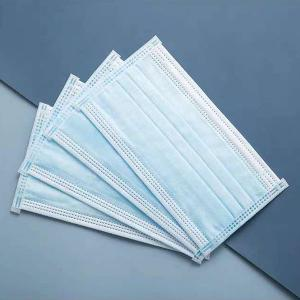 Wholesale Tri Player Disposable Sheet Earloop Mask from china suppliers