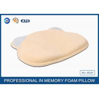 Wholesale Lovly Bare Baby memory Foam head Pillow For well Shaping and soothing infant baby from china suppliers