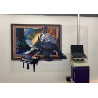 Buy cheap 720X1440DPI CMYK 24㎡/h 3D Vertical Mural Printer 110-220v from wholesalers