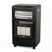 Quality Gas Infrared heater with 3pcs Quartz Heating Pipe and Piezoelectric Ignition for sale