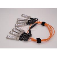 Wholesale Splitter 40G Optic Cable SFP-10G-AOC OM2 7M Cisco Compatible from china suppliers