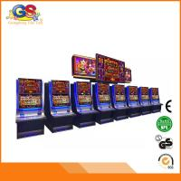 Wholesale Custom Arcade Casino Slot Game Machine Cabinet From Real Metal Factory Low Price from china suppliers