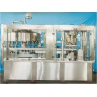 Wholesale Multi Head Food Filling Machine Aluminum Pop Can Beverage Filling Equipment from china suppliers