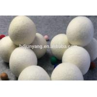 Wholesale good quality soften cloth wool dryer balls from china suppliers