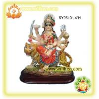 Wholesale Hindu God-Durga On Tiger from china suppliers