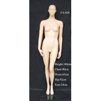 Wholesale OEM fIberglass mannequin, female mannequin on sale from china suppliers