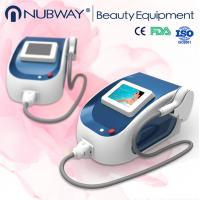 Wholesale Fast Removal Portable Diode Laser Hair Removal Machine For Face / Arms / Chest with CE from china suppliers