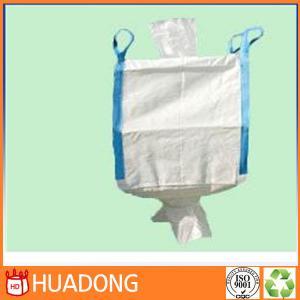 Wholesale Virgin PP super sacks FIBCS PP bulk bag Color printing big bag 1500kg for fertilizer from china suppliers