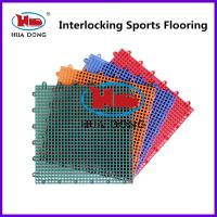 Wholesale Basketball Court Interlocking Sports Floor from china suppliers