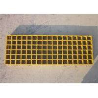 Wholesale 38 × 38 × 38 Plastic Floor Grating High Strength Anti - Sliding Petroleum Platform from china suppliers