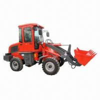 Buy cheap Wheel Loader with 1.2T Rated Load from wholesalers