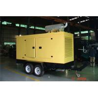 Wholesale Frost Proof 300KW Trailer Mounted Diesel Generator Low Noise For Power Supply from china suppliers