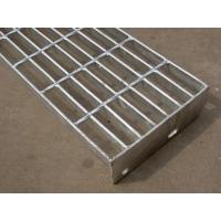 Wholesale T4 T5 Galvanized Steel Stair Treads With Checkered Plate For Industry Floor from china suppliers