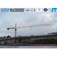 Wholesale 8t QTZ100(5010) topkit type Tower Crane for sale from china suppliers