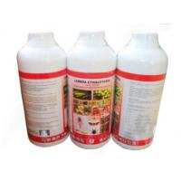 Wholesale Highly Effective Agriculture Drugs Lambda Cyhalothrin Insecticide 25g / LEC from china suppliers