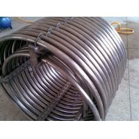 Wholesale 0.5mm - 20.0mm Stainless Steel Coil Pipe , Heat Exchanger Tubes Grade 304 304L F321 310S from china suppliers