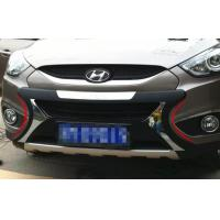 Buy cheap Hyundai IX35 Car Accessories Bumper Protector , Front and Rear Bumper Guard from Wholesalers