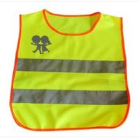 Buy cheap Children High Visible Reflective Safety Vests from wholesalers