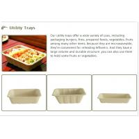 Wholesale Pulp Molded Tableware/dinnerware from china suppliers