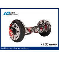 Buy cheap Modern 10 Inch Off Road Hoverboard , Two Wheels Self Balancing Smart Electric Scooter from wholesalers