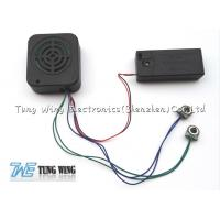 Wholesale Square Recording Sound Module With An Speaker Cell Box And Two Push Buttons from china suppliers