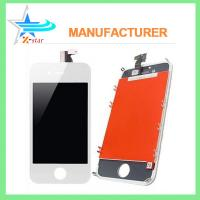 Wholesale LCD Touch Screen Display Digitizer Assembly Replacement for iPhone 4 White from china suppliers