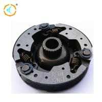 Motorcycle Dual Clutch Assembly / Steel Scooters Clutch Shoe Set For C100 for sale