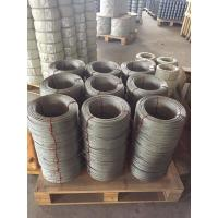 China galvanized steel wire rope 6X7+FC 3mm on sale