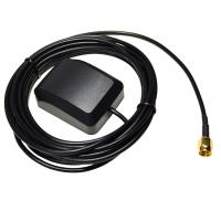 Wholesale External GPS Antenna for Car Active Magnetic GPS Antenna with SMA Connector from china suppliers