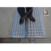 Wholesale Stainless Steel Shark Mesh Anti-skidding Safety Grating | Crocodile Anti-slip Grating from china suppliers