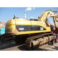 Wholesale CAT 336D USED EXCAVATOR FOR SALE ORIGINAL JAPAN CAT DIGGER 336D from china suppliers