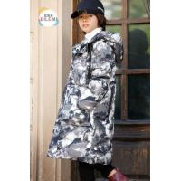 China Bilemi Boys Parka Hooded Fashion Designer Handsome Children Down Coat Kids Winter Jacket for sale