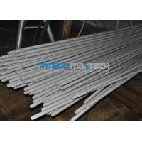 Wholesale 19.05mm × 1.24mm Cold Rolled Duplex Stainless Steel Tube S31803 / S32750 / S32750 from china suppliers